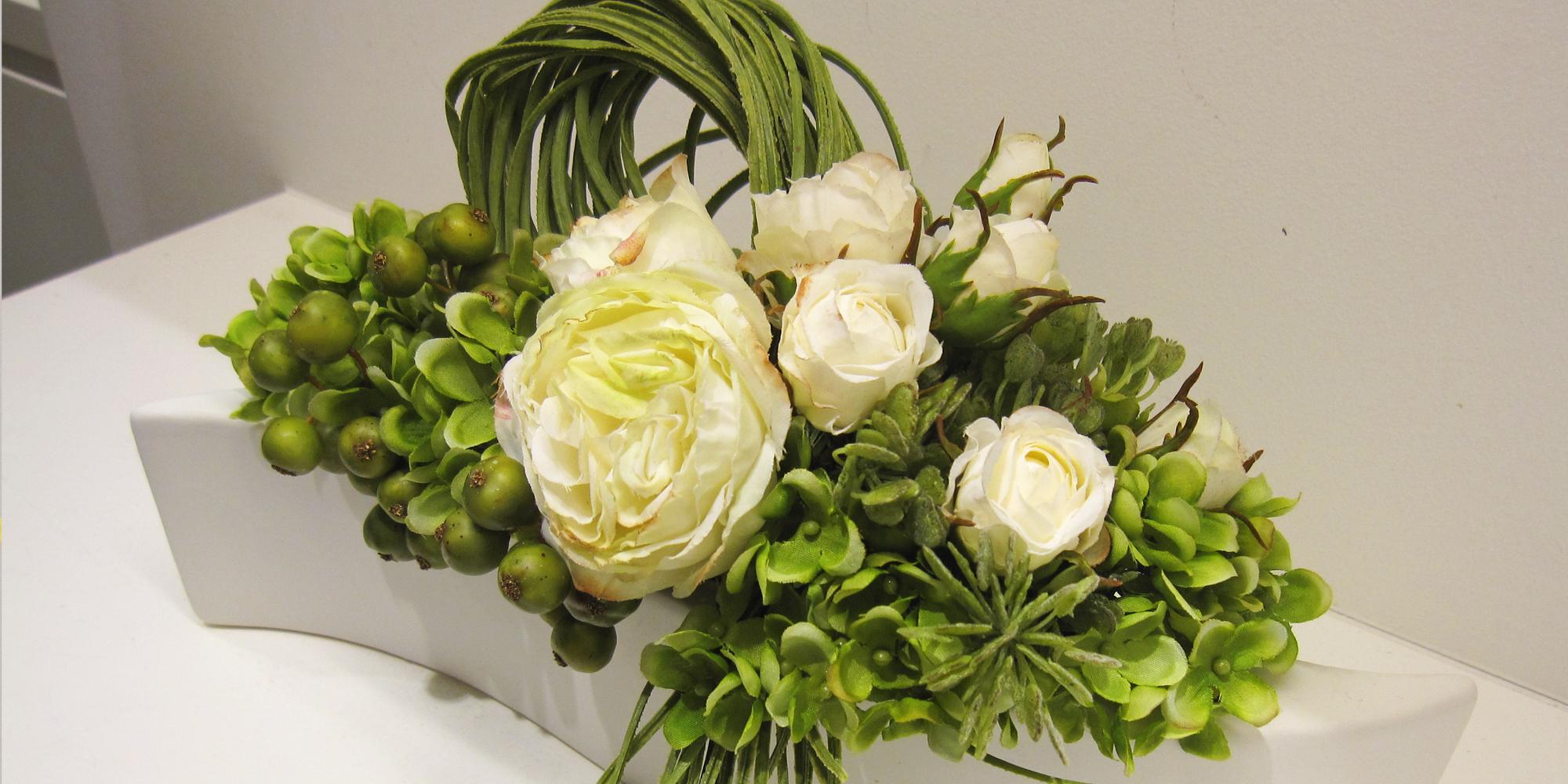愛知・名古屋・常滑のアーティフィシャルフラワー専門店  アトリエ・フラワー彩花 Artificial flower IFSA 本校